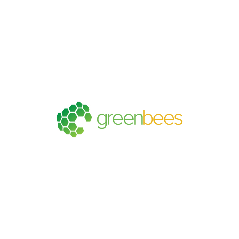 Logo Design by Subhodeep Roy - Entry No. 268 in the Logo Design Contest Greenbees Logo Design.