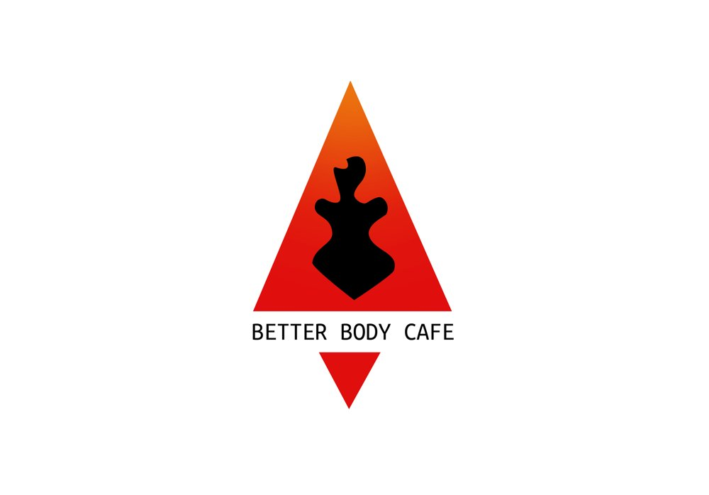 Logo Design by Miroslav Navrátil - Entry No. 104 in the Logo Design Contest New Logo Design for Better Body Cafe.