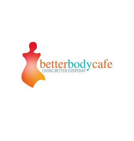 Logo Design by Miroslav Navrátil - Entry No. 105 in the Logo Design Contest New Logo Design for Better Body Cafe.