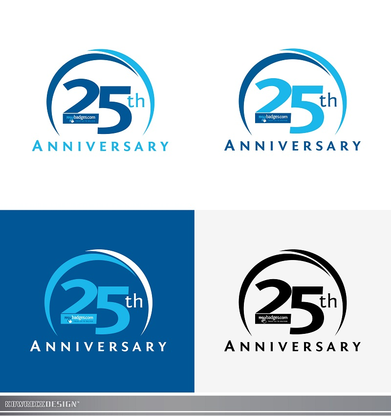 Logo design contests 25th anniversary logo design wanted for logo design by kowreck entry no 90 in the logo design contest 25th anniversary altavistaventures Image collections