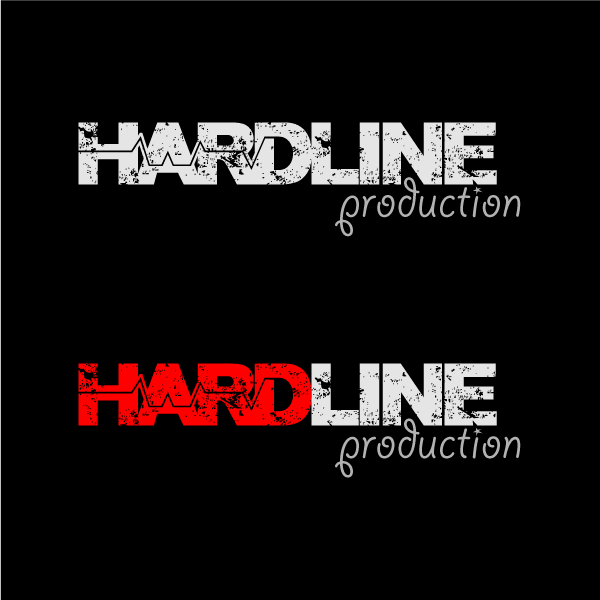 Logo Design by IM3D - Entry No. 129 in the Logo Design Contest Hardline Productions.