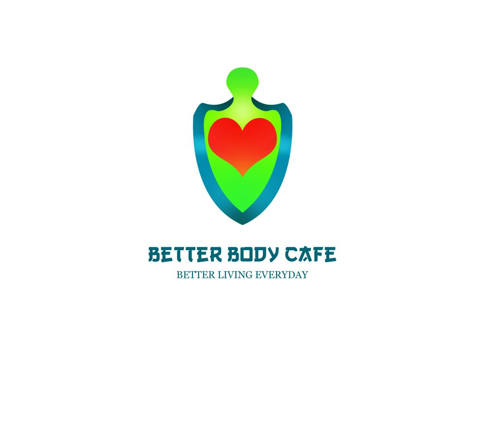 Logo Design by Miroslav Navrátil - Entry No. 106 in the Logo Design Contest New Logo Design for Better Body Cafe.