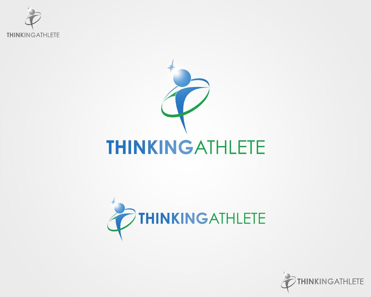 Logo Design by Qoaldjsk - Entry No. 19 in the Logo Design Contest Thinking Athlete Logo Design.