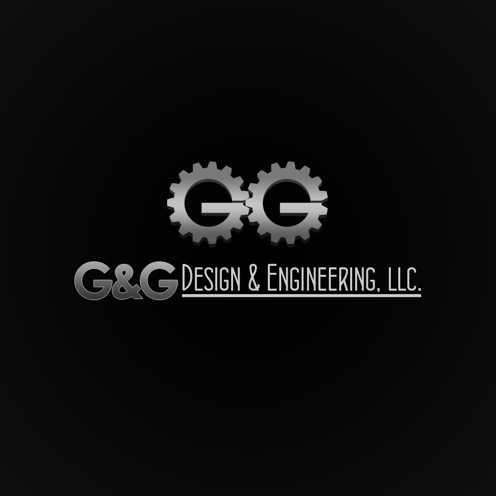 Logo Design by omARTist - Entry No. 25 in the Logo Design Contest Creative Logo Design for G&G Design and Engineering, LLC.