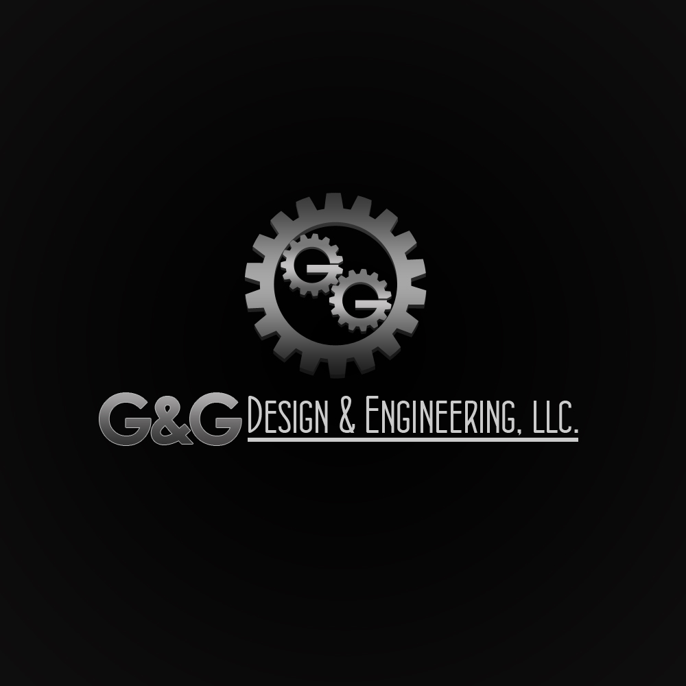 Logo Design by omARTist - Entry No. 26 in the Logo Design Contest Creative Logo Design for G&G Design and Engineering, LLC.