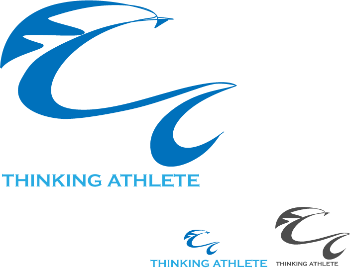 Logo Design by rome2 - Entry No. 22 in the Logo Design Contest Thinking Athlete Logo Design.