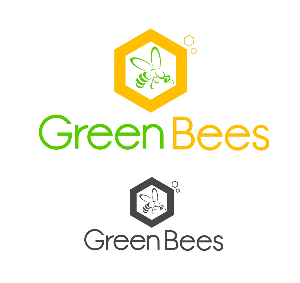 Logo Design by Karthi Keyan - Entry No. 281 in the Logo Design Contest Greenbees Logo Design.