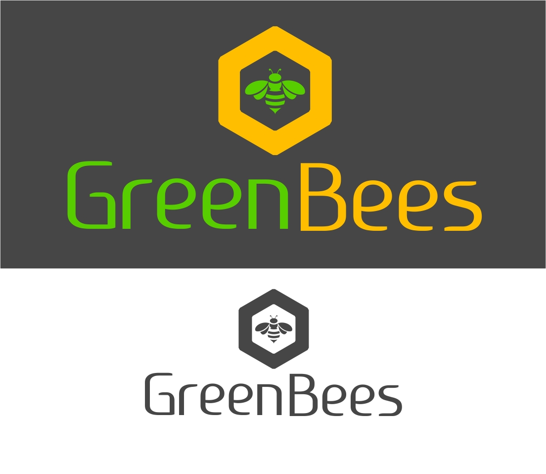 Logo Design by Karthi Keyan - Entry No. 282 in the Logo Design Contest Greenbees Logo Design.