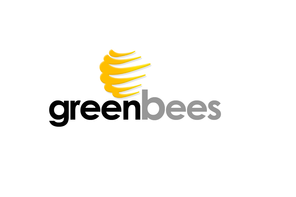 Logo Design by Private User - Entry No. 287 in the Logo Design Contest Greenbees Logo Design.