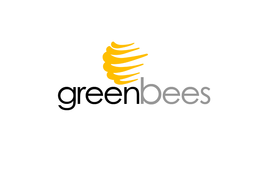 Logo Design by Private User - Entry No. 292 in the Logo Design Contest Greenbees Logo Design.