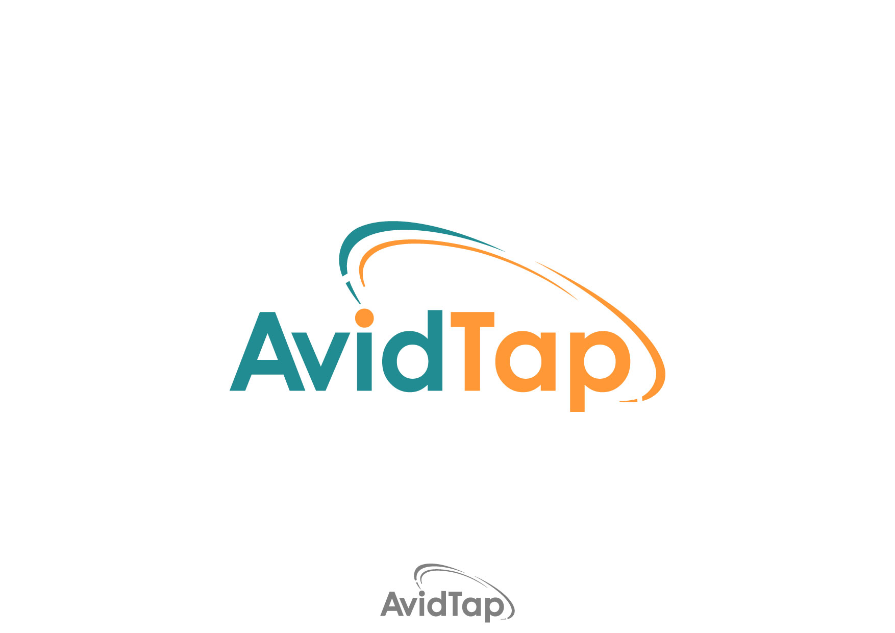 Logo Design by Nurgalih Destianto - Entry No. 55 in the Logo Design Contest Imaginative Logo Design for AvidTap.
