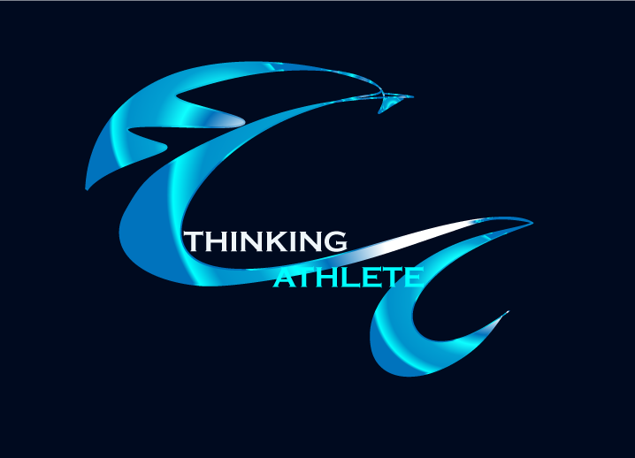 Logo Design by rome2 - Entry No. 24 in the Logo Design Contest Thinking Athlete Logo Design.