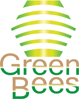 Logo Design by Francis Granados - Entry No. 298 in the Logo Design Contest Greenbees Logo Design.