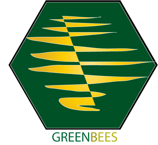 Logo Design by rome2 - Entry No. 299 in the Logo Design Contest Greenbees Logo Design.