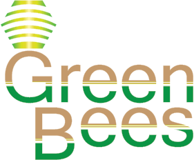Logo Design by Francis Granados - Entry No. 300 in the Logo Design Contest Greenbees Logo Design.