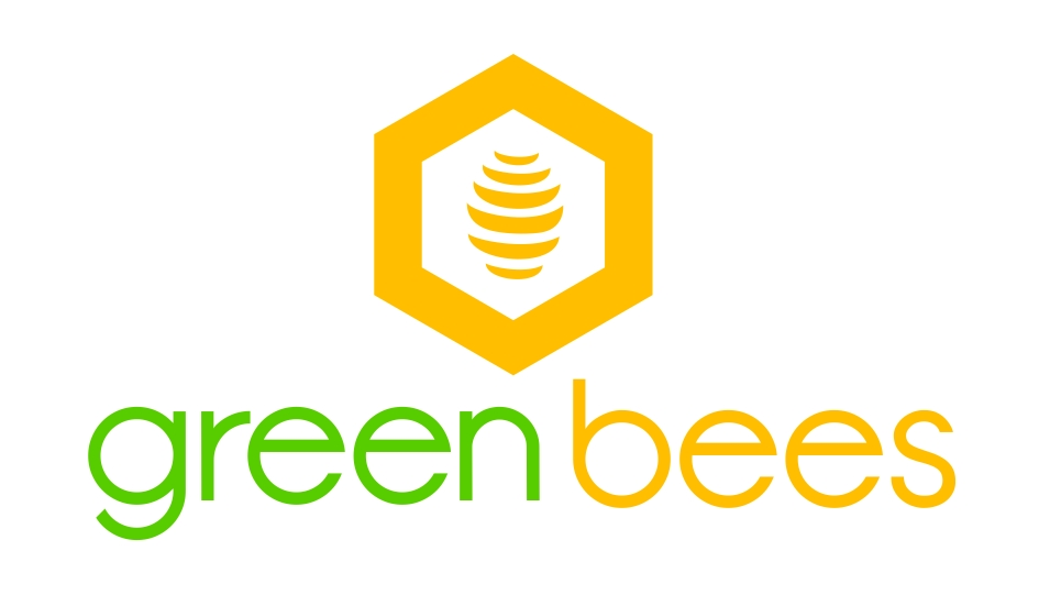Logo Design by Karthi Keyan - Entry No. 306 in the Logo Design Contest Greenbees Logo Design.