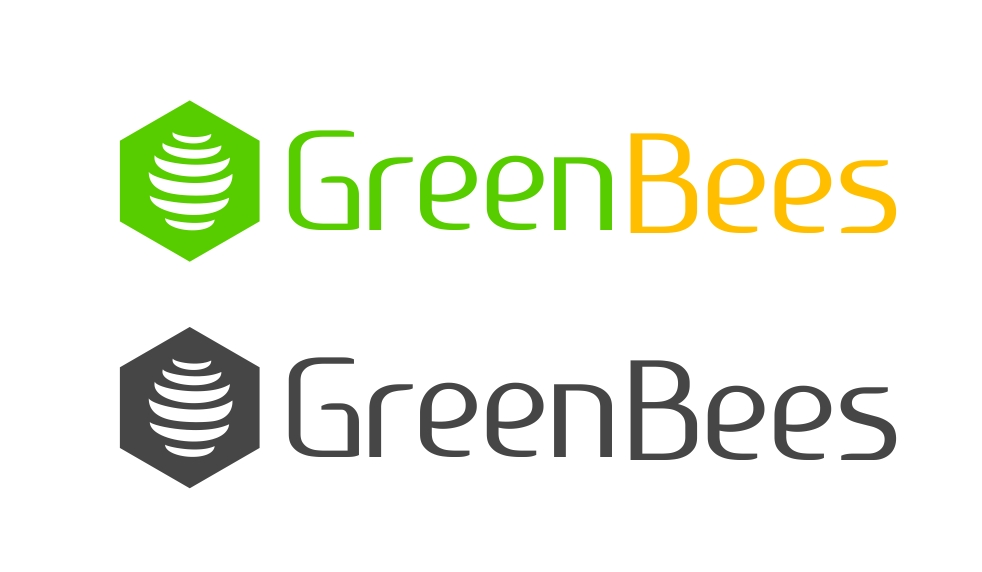 Logo Design by Karthi Keyan - Entry No. 307 in the Logo Design Contest Greenbees Logo Design.