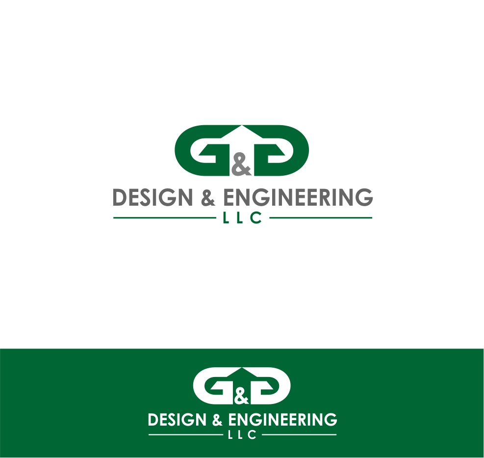 Logo Design by haidu - Entry No. 28 in the Logo Design Contest Creative Logo Design for G&G Design and Engineering, LLC.