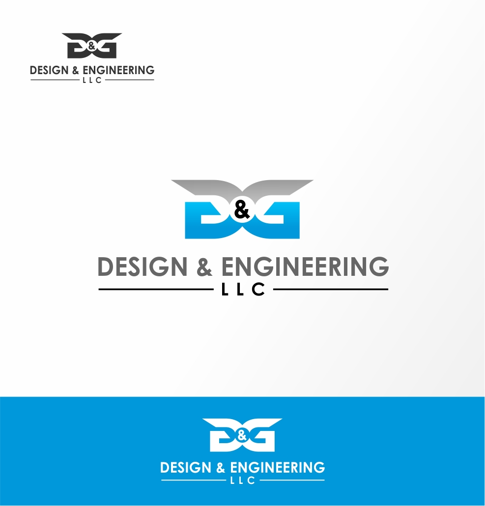 Logo Design by haidu - Entry No. 29 in the Logo Design Contest Creative Logo Design for G&G Design and Engineering, LLC.