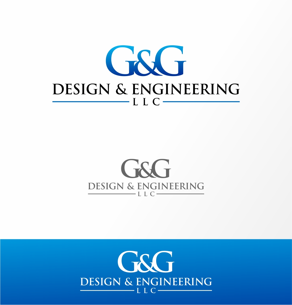 Logo Design by haidu - Entry No. 30 in the Logo Design Contest Creative Logo Design for G&G Design and Engineering, LLC.
