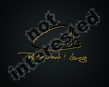 Logo Design by YOiBE1 - Entry No. 68 in the Logo Design Contest Cush Restaurant & Lounge Ltd..