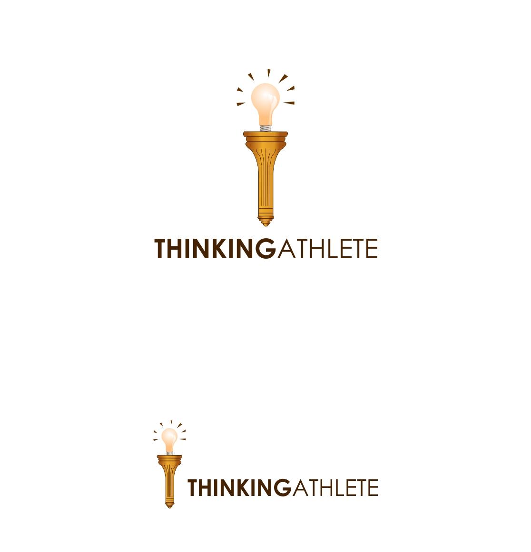 Logo Design by haidu - Entry No. 31 in the Logo Design Contest Thinking Athlete Logo Design.