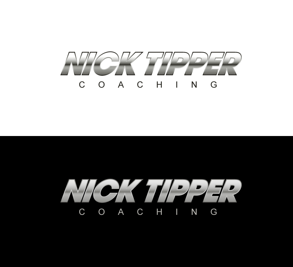 Logo Design by moidgreat - Entry No. 8 in the Logo Design Contest Logo Design for Nick Tipper Coaching.