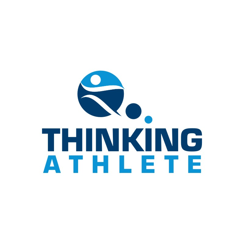 Logo Design by untung - Entry No. 32 in the Logo Design Contest Thinking Athlete Logo Design.