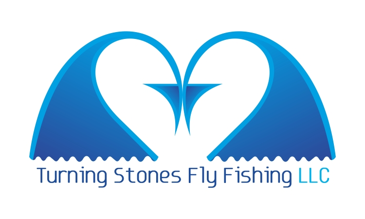 Logo Design by Private User - Entry No. 3 in the Logo Design Contest New Logo Design for Turning Stones Fly Fishing.
