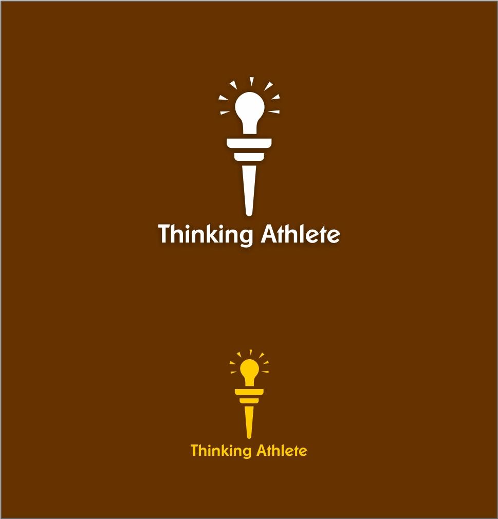 Logo Design by haidu - Entry No. 34 in the Logo Design Contest Thinking Athlete Logo Design.