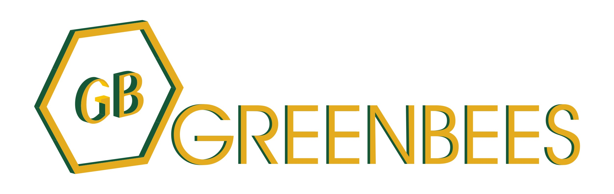 Logo Design by Crystal Desizns - Entry No. 310 in the Logo Design Contest Greenbees Logo Design.