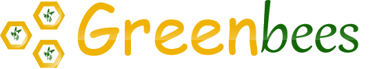 Logo Design by Private User - Entry No. 312 in the Logo Design Contest Greenbees Logo Design.
