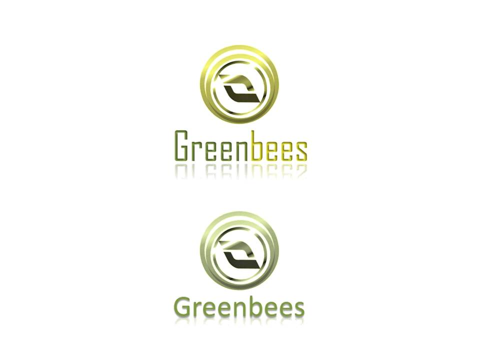 Logo Design by Private User - Entry No. 313 in the Logo Design Contest Greenbees Logo Design.