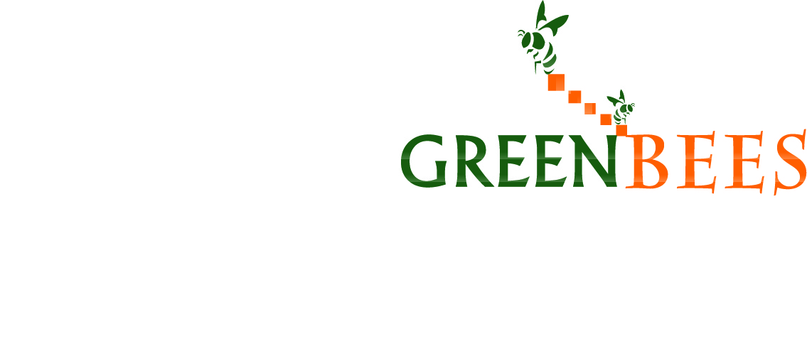 Logo Design by Private User - Entry No. 314 in the Logo Design Contest Greenbees Logo Design.