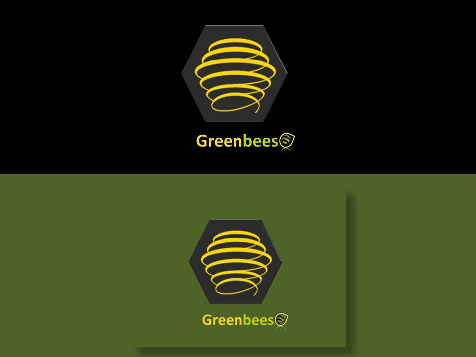 Logo Design by Private User - Entry No. 317 in the Logo Design Contest Greenbees Logo Design.