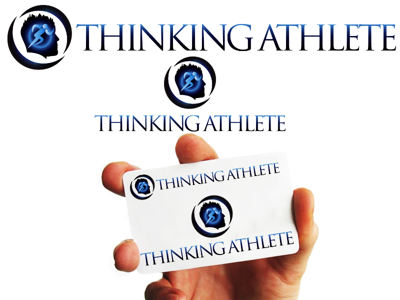 Logo Design by Mythos Designs - Entry No. 38 in the Logo Design Contest Thinking Athlete Logo Design.