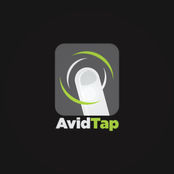 Logo Design by Private User - Entry No. 58 in the Logo Design Contest Imaginative Logo Design for AvidTap.