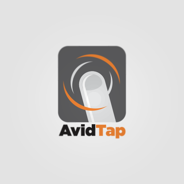 Logo Design by Private User - Entry No. 59 in the Logo Design Contest Imaginative Logo Design for AvidTap.