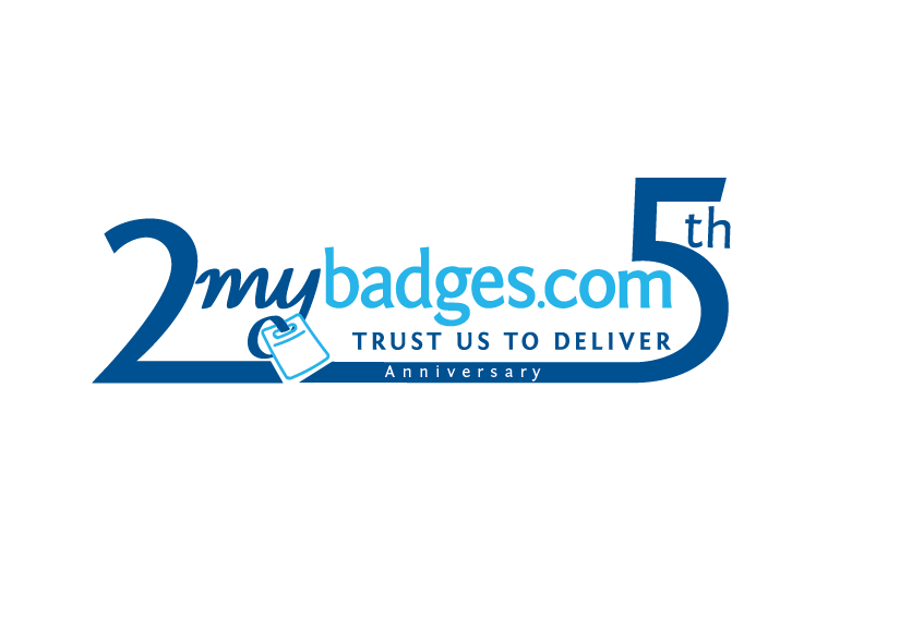 Logo Design by Mohamed Abdulrub - Entry No. 108 in the Logo Design Contest 25th Anniversary Logo Design Wanted for MyBadges.com.