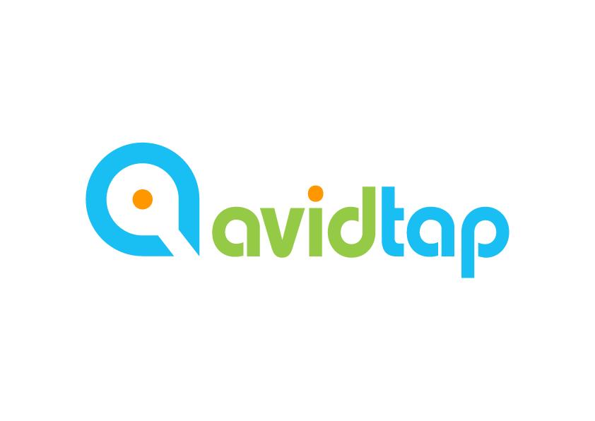 Logo Design by Erwin Francis Cutanda - Entry No. 61 in the Logo Design Contest Imaginative Logo Design for AvidTap.