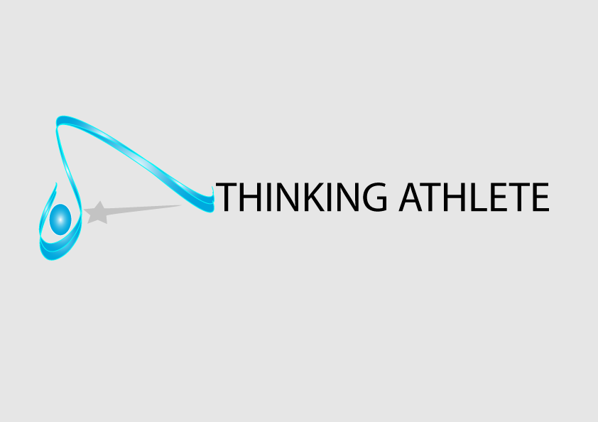 Logo Design by rome2 - Entry No. 44 in the Logo Design Contest Thinking Athlete Logo Design.