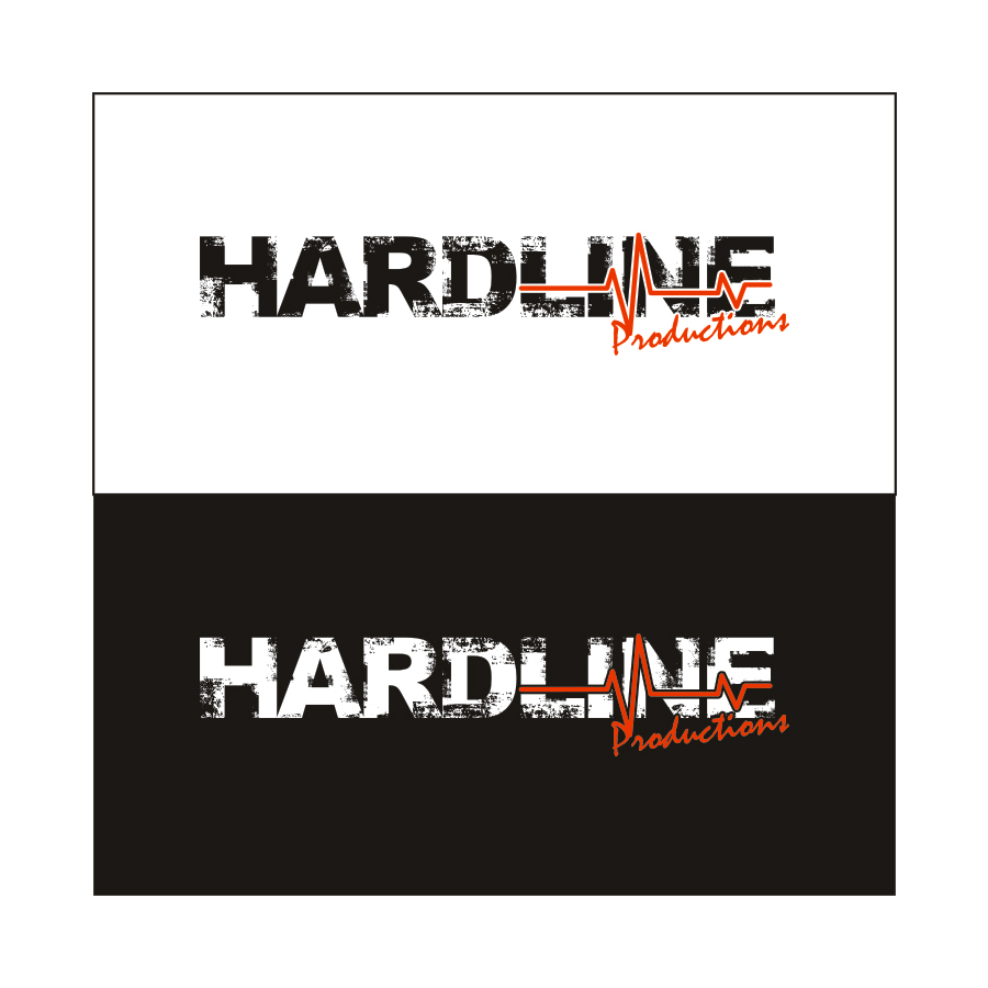 Logo Design by LukeConcept - Entry No. 140 in the Logo Design Contest Hardline Productions.