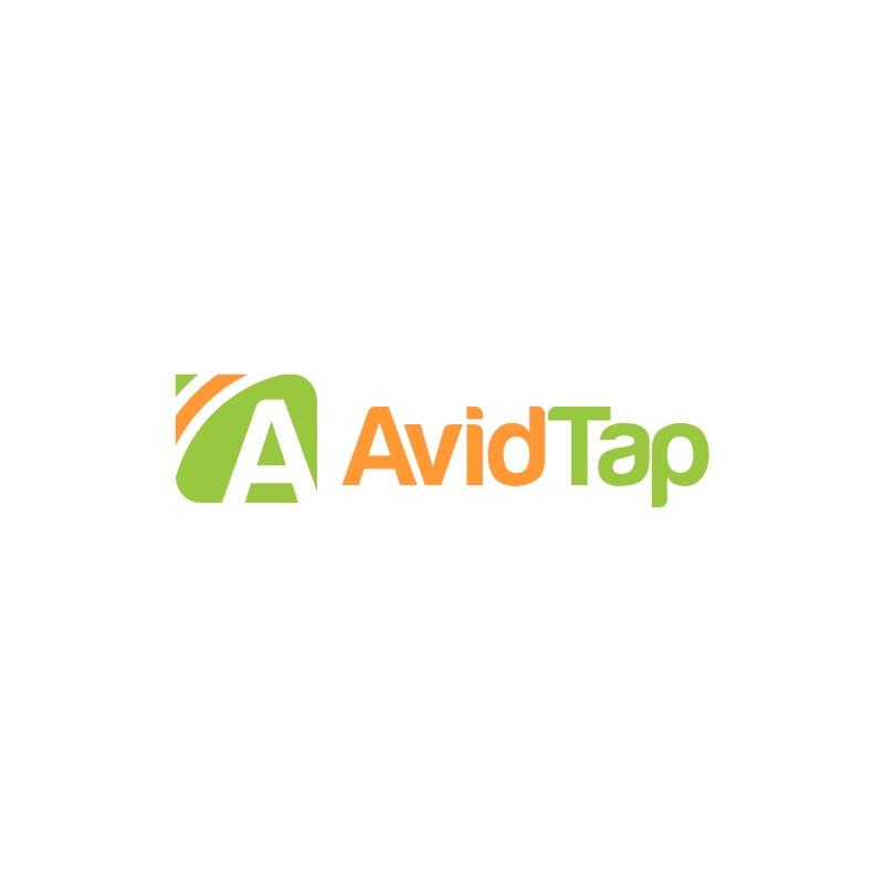 Logo Design by untung - Entry No. 62 in the Logo Design Contest Imaginative Logo Design for AvidTap.