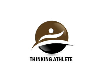 Logo Design by Muhammad Sopandi - Entry No. 46 in the Logo Design Contest Thinking Athlete Logo Design.