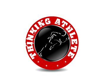 Logo Design by Muhammad Sopandi - Entry No. 48 in the Logo Design Contest Thinking Athlete Logo Design.