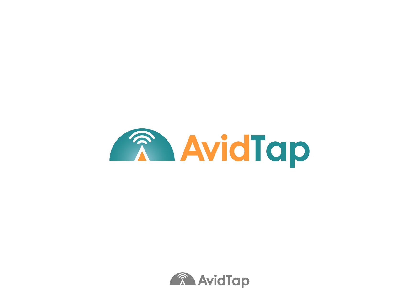 Logo Design by Nurgalih Destianto - Entry No. 64 in the Logo Design Contest Imaginative Logo Design for AvidTap.