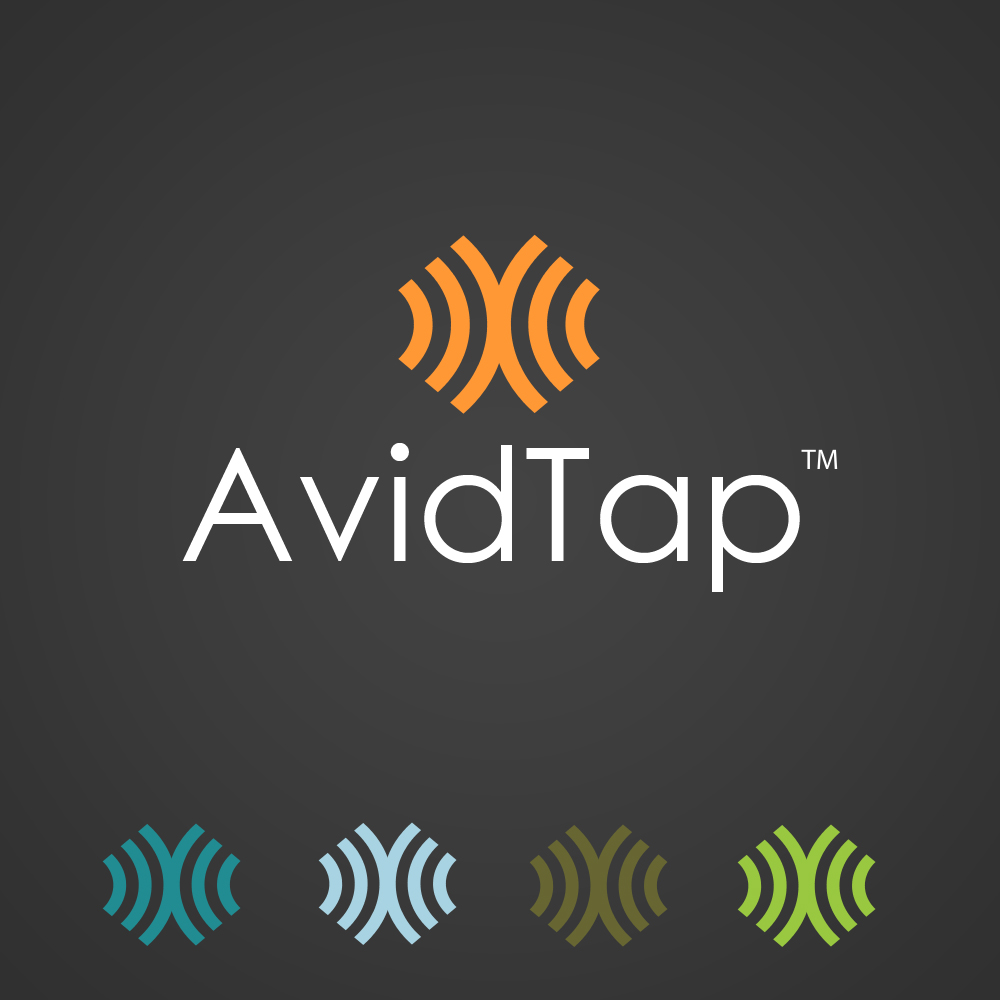 Logo Design by omARTist - Entry No. 65 in the Logo Design Contest Imaginative Logo Design for AvidTap.
