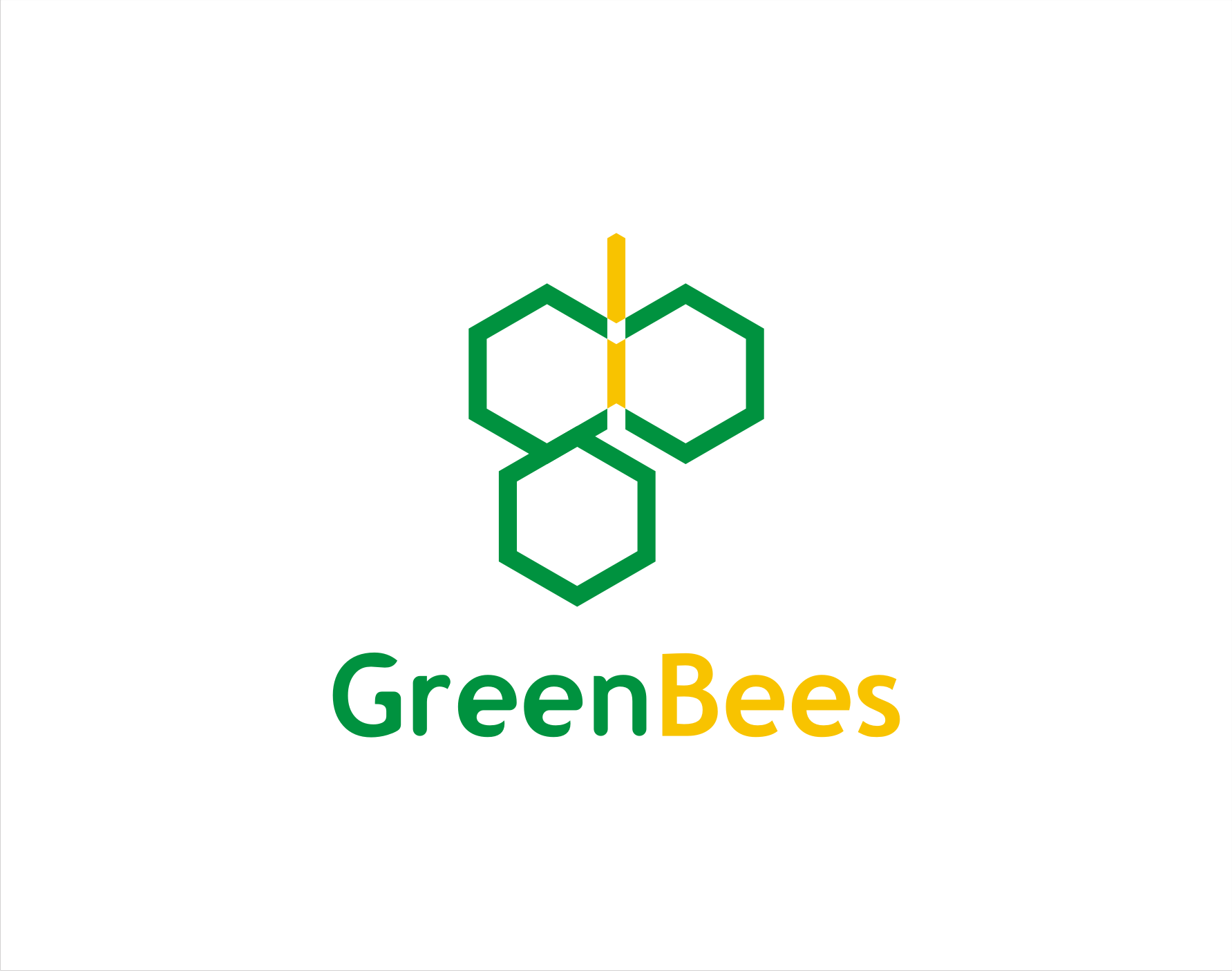 Logo Design by Armada Jamaluddin - Entry No. 326 in the Logo Design Contest Greenbees Logo Design.