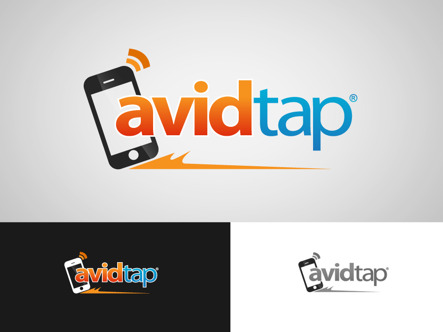 Logo Design by jpbituin - Entry No. 67 in the Logo Design Contest Imaginative Logo Design for AvidTap.