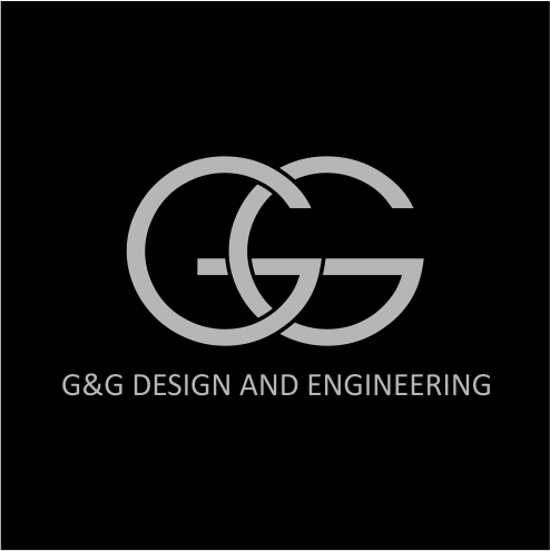 Logo Design by gdfd - Entry No. 35 in the Logo Design Contest Creative Logo Design for G&G Design and Engineering, LLC.